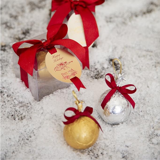Bola de Natal na Caixinha Transp