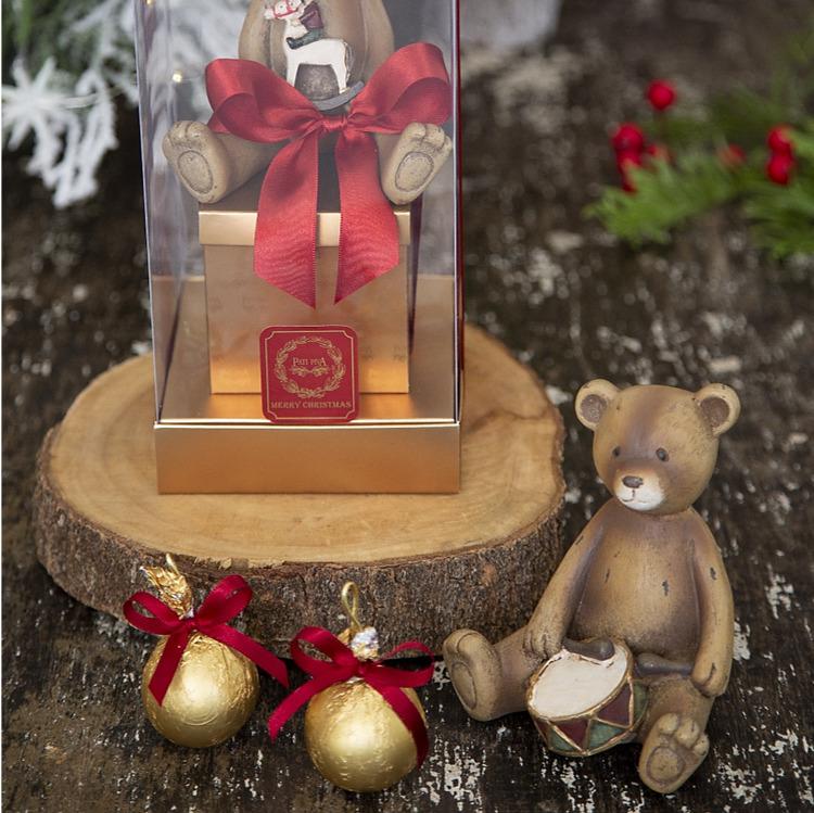 christmas toy urso M 3