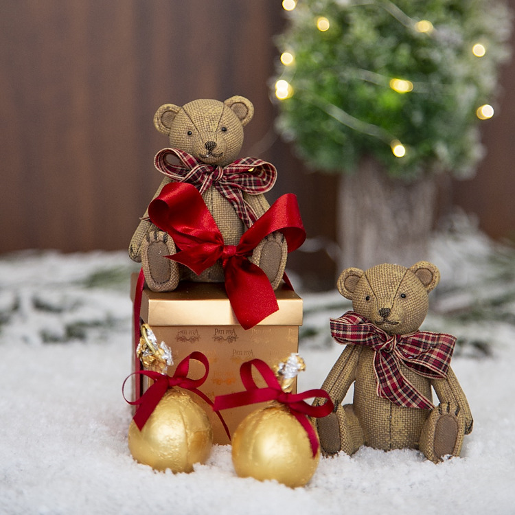 christmas toy urso P