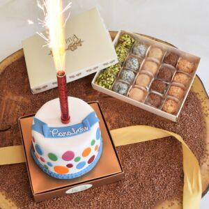 Kit festa - bolo bolinhas (4)